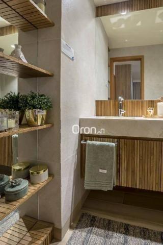 Apartamento com 3 dormitórios à venda, 84 m² por R$ 524.000,00 - Setor Oeste - Goiânia/GO - Foto 18
