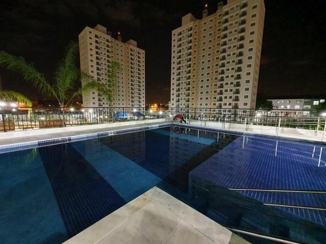 Apartamento em Condomínio Fechado - Vista Alegre