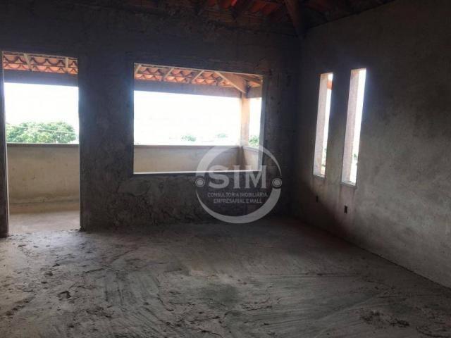 Casa com 5 dormitórios à venda, 350 m² por r$ 390.000 - vinhateiro - são pedro da aldeia/r - Foto 8