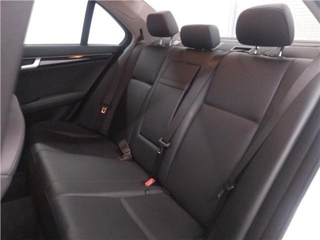 Mercedes-benz C 180 1.6 cgi sport 16v turbo gasolina 4p automático - Foto 11