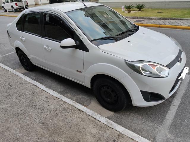 Fiesta sedan 1.6 8v 12/13 - Foto 2