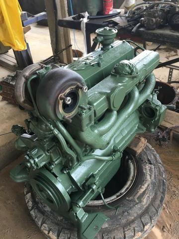 Motor OM 366 Mercedes 1218 1418 1618 1620 base de troca - Foto 4