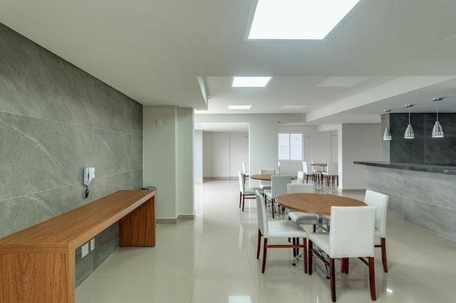 Apartamento Novo, 2 qts 1 suite completo em lazer ac financiamento - Foto 3