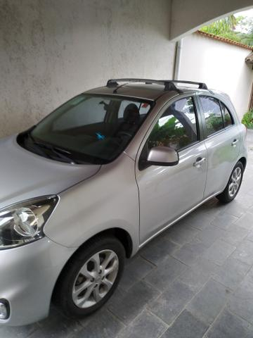 Vendo Nissan March 1.6 - 2017 - Foto 2