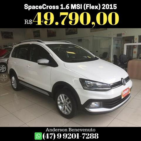 Volkswagen SpaceCross 1.6 16V MSI (Flex) 2015