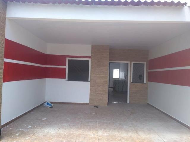 Casa nova 2 quartos 50 mil pronta entrega Campo Sales