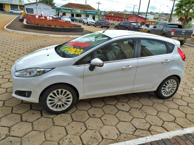 FORD FIESTA 1.6 TITANIUM HATCH 16V FLEX 4P POWERSHIFT. - Foto 6