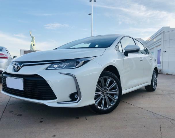 Corolla xei 2.0 flex 2020