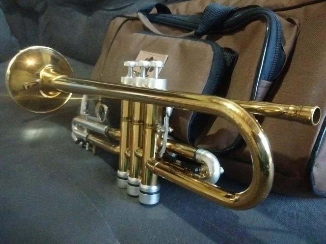 Trompete Holton Bb - Foto 3