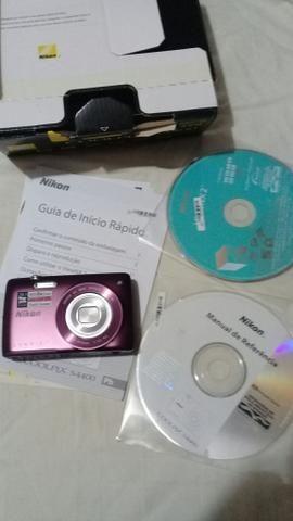 Maquina fotografica coolpix s 4400 - Foto 4