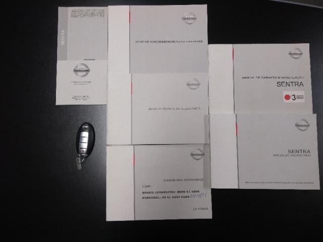 Nissan Sentra 2.0 S Automático 2012. - Foto 13