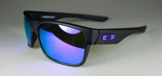 Óculos Oakley TwoFace azul Original ®  - Bijouterias, relógios e ... 0cfd374538