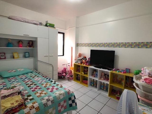 Apartamento 3 quartos, 1 suíte + Dep. em Olinda c/ 96m2 troca por maior - Foto 6