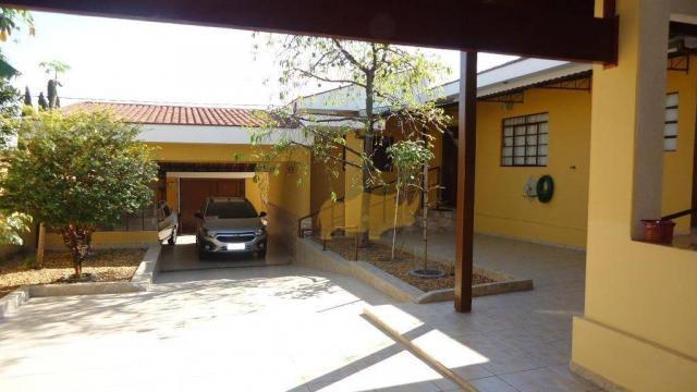 Casa residencial à venda, Vila Indaiá, Rio Claro. - Foto 20