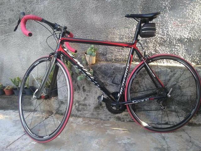 Bicicleta tamanho 55, vinicitech