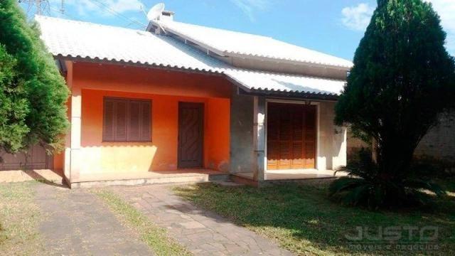Casa à venda com 2 dormitórios em Scharlau, São leopoldo cod:10355