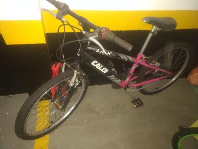Bicicleta Caloi aspen max 21v