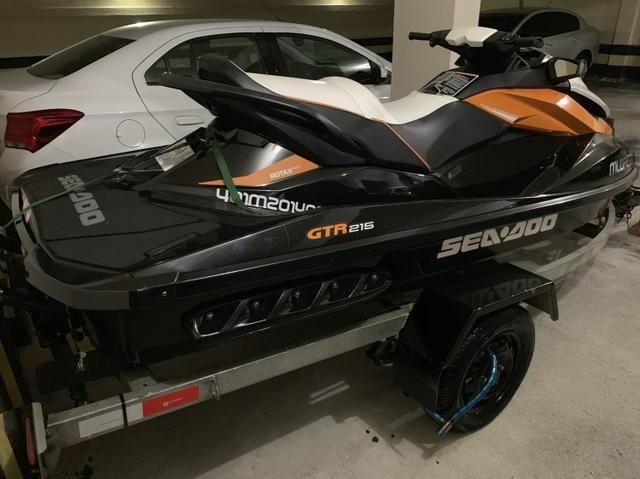 Seadoo GTR215 48hrs 2014/15