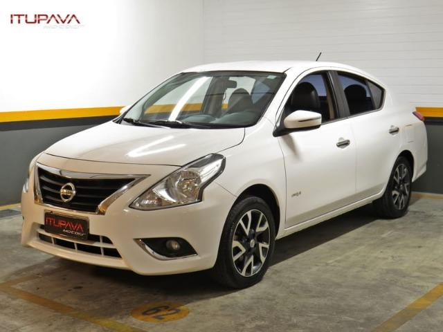 Nissan Versa Unique 1.6 2016