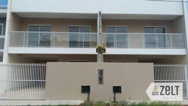 Sobrado à venda, 92 m² por R$ 259.000,00 - Itacolomi - Balneário Piçarras/SC - Foto 2