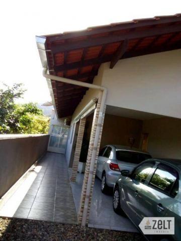 Casa residencial à venda, estradas das areias, indaial. - Foto 19