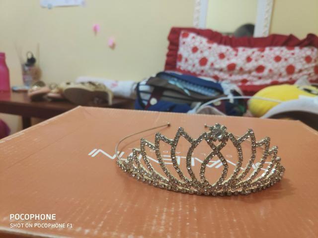 Coroa Prateada - Foto 2