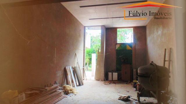 Excelente oportunidade! Empreendimento No Jóquei! Casa em fase de acabamento - Foto 7