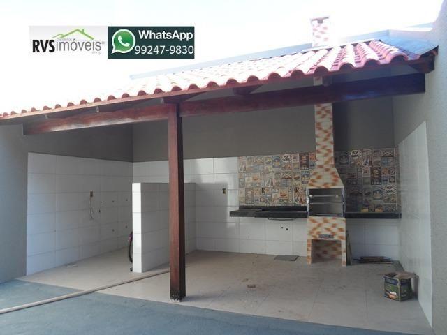 Casa 3 quartos na Vila Maria, com varanda e churrasqueira, nova, região da Vila Brasília - Foto 15