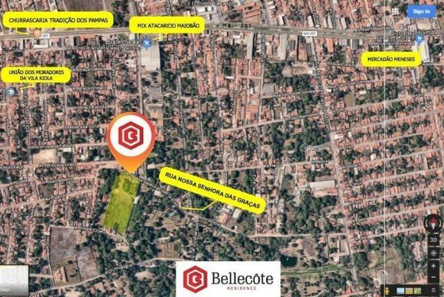Bellecôte Residence, apartamento com entrada facilitada ao lado do mix mateus maiobão - Foto 7