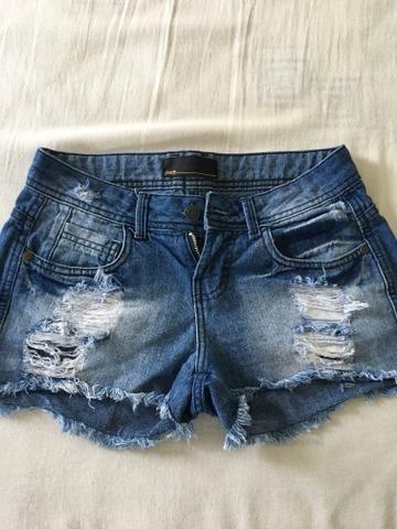 Short jeans Dzarm
