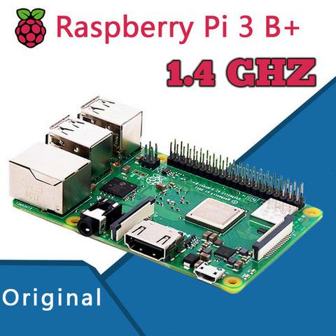 Kit completo Raspberry pi 3 B + PLUS 1 4GHZ 32GB