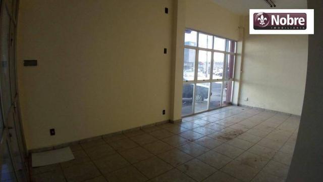 Sala para alugar, 150 m² por r$ 3.600,00/mês - plano diretor sul - palmas/to - Foto 8