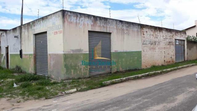 Terreno à venda, 240 m² por R$ 98.000 - Kaikan - Teixeira de Freitas/BA