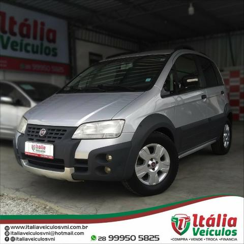 Fiat Idea Adventure 1.8 locker 2009/09 - Foto 2