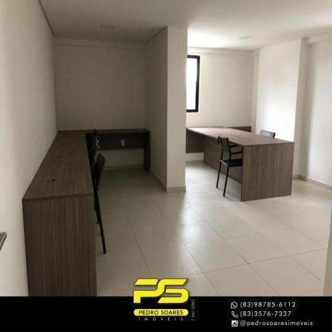 Apartamento com 2 dormitórios à venda, 62 m² por R$ 235.000 - Expedicionários - João Pesso - Foto 12