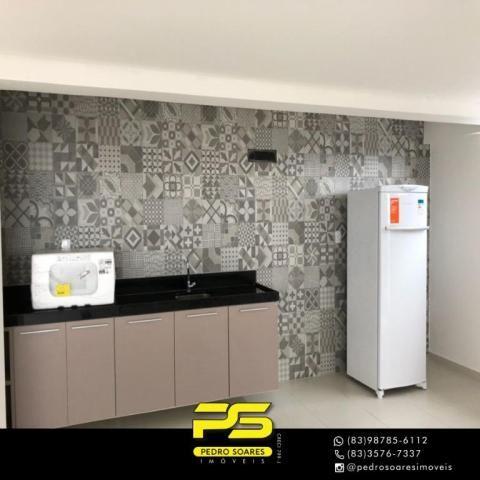 Apartamento com 2 dormitórios à venda, 62 m² por R$ 235.000 - Expedicionários - João Pesso - Foto 9