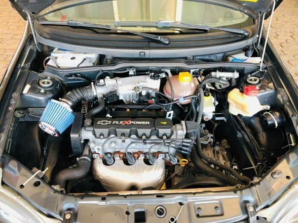 CLASSIC 2008/2009 1.0 MPFI LIFE 8V FLEX 4P MANUAL - Foto 11