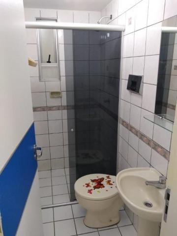 Apartamento com 3 dormitórios à venda, 62 m² por R$ 250.000 - Parangaba - Fortaleza/CE - Foto 7