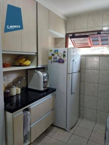 Casa à venda, 60 m² por R$ 160.000,00 - Curió - Fortaleza/CE - Foto 2
