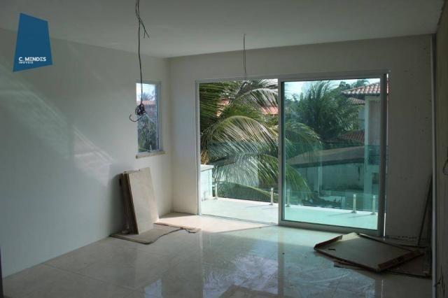 Casa com 3 dormitórios à venda, 330 m² por R$ 1.500.000,00 - Coaçu - Eusébio/CE - Foto 16