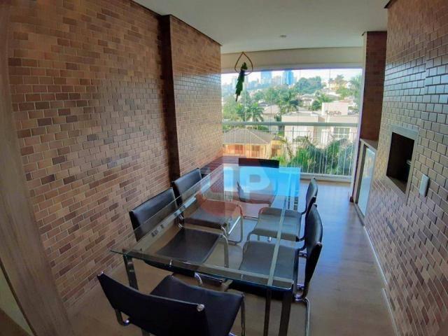 Apartamento com 2 dormitórios à venda, 79 m² por R$ 580.000 - Edifício London Ville - Baru - Foto 4