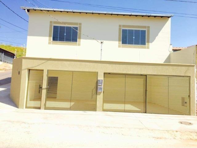 Casa grande e bem localizada no bairro Morada Do Sol