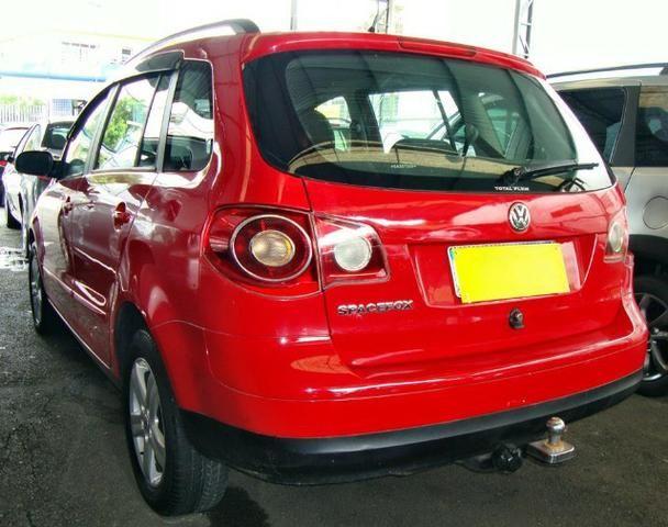 VW Spacefox 1.6 flex 2009 - Foto 8