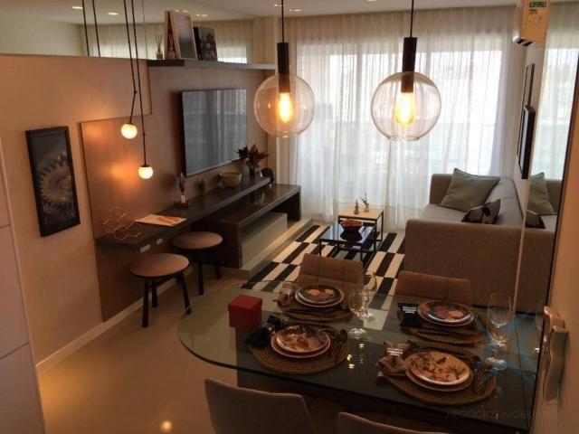 Apartamento à venda, 79 m² por R$ 848.000,00 - Aldeota - Fortaleza/CE - Foto 2
