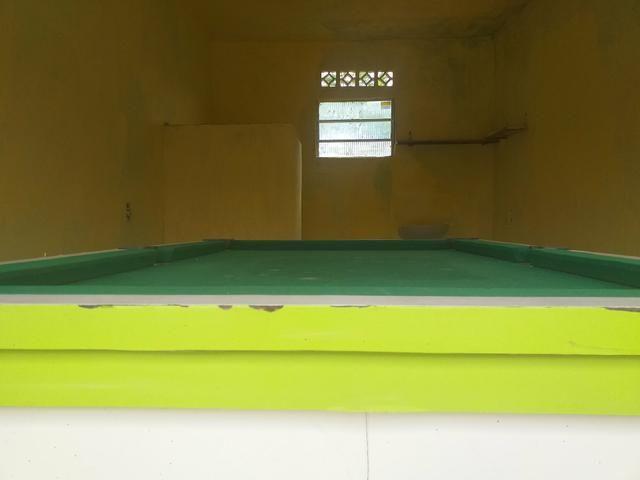 Vendo Mesa De Sinuca Completa - Foto 2
