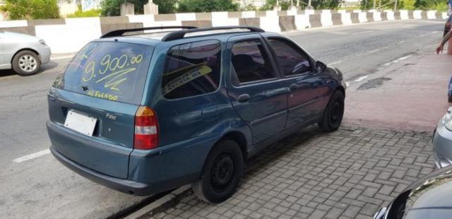 Fiat palio weekend 2002 1.0 mpi weekend elx 16v gasolina 4p manual - Foto 4