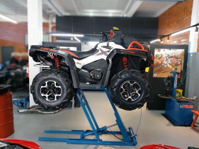 Elevador de motos 350 kg de fabrica - Foto 3