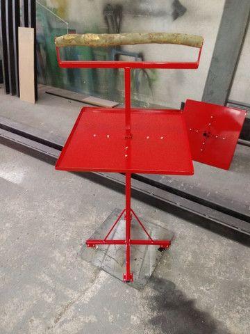 Pedestal para Aves - Foto 3