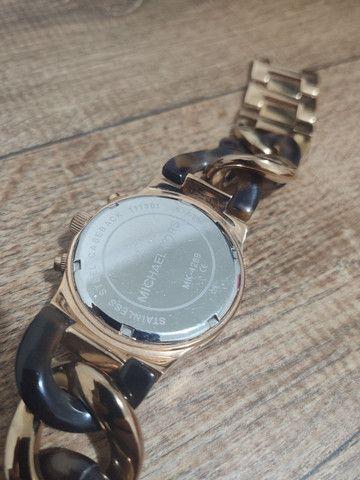 Relógio feminino Michael Kors Mk4269 - Rose - Foto 4