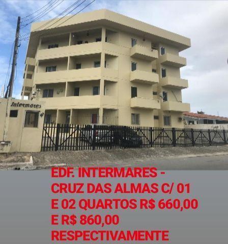 Aluga-se apartamentos em vários bairros da capital com 1, 2 e 3 quartos - Foto 11